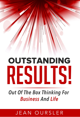 Outstanding Results Front Cover by Jean Oursler