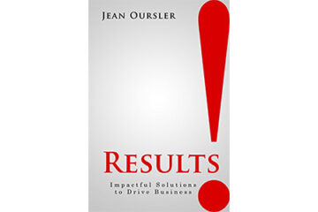 Book cover for results impactful soltuions